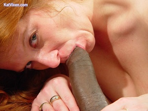 Toni KatVixen Sucks A Giant Black Cock - XXX Dessert - Picture 8