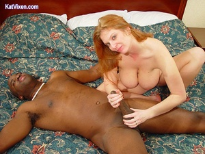 Toni KatVixen Sucks A Giant Black Cock - XXX Dessert - Picture 15