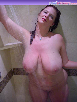 Dirty Toni KatVixen Takes A Shower - XXX Dessert - Picture 7