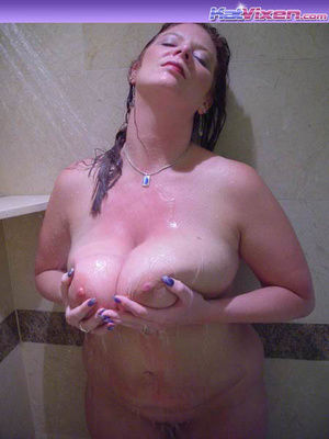 Dirty Toni KatVixen Takes A Shower - XXX Dessert - Picture 13