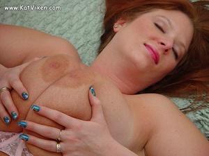 Toni KatVixen Shows Off Her Lace Panties - XXX Dessert - Picture 14