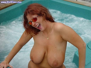 Toni KatVixen Like To Be In The Whirlpoo - XXX Dessert - Picture 4