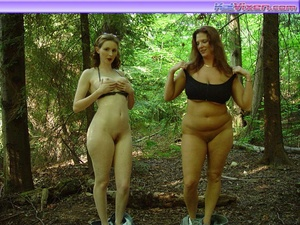 Toni KatVixen And Her Girlfriend Give A  - Picture 1