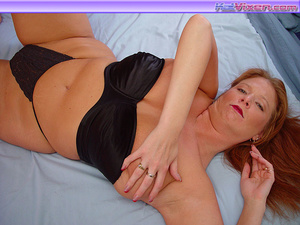 Toni KatVixen Poses In Her Black Underwe - XXX Dessert - Picture 7