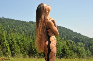Small-titted chick with long blonde hair - XXX Dessert - Picture 14