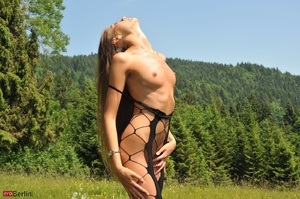 Small-titted chick with long blonde hair - XXX Dessert - Picture 15