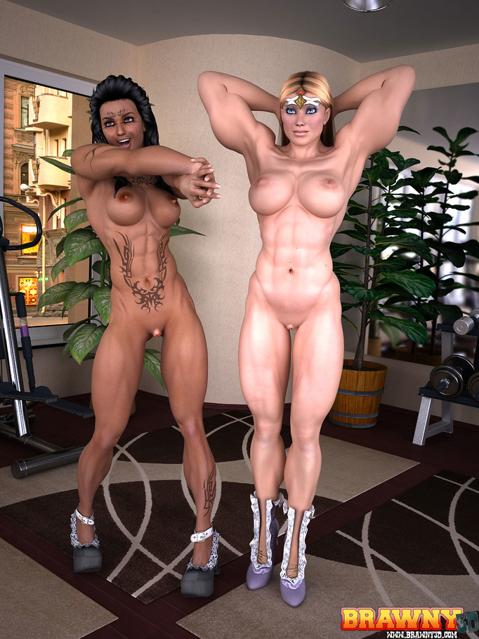 You beautiful nude girls exercising congratulate
