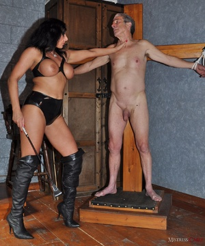 Very hot pics with horny mistress in lat - XXX Dessert - Picture 1