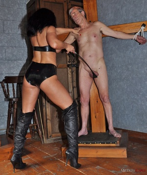 Very hot pics with horny mistress in lat - XXX Dessert - Picture 2