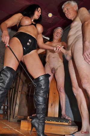 Very hot pics with horny mistress in lat - XXX Dessert - Picture 4