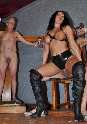Very hot pics with horny mistress in lat - XXX Dessert - Picture 6