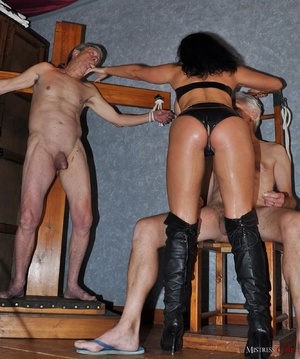 Very hot pics with horny mistress in lat - XXX Dessert - Picture 11