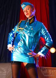 dirty milf stewardess blue