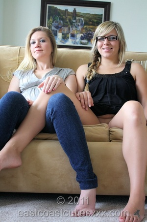 Nasty mom and her friend with a lactation getting fucked hard by her husband on the bed - XXXonXXX - Pic 1