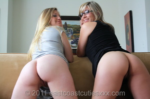 Nasty mom and her friend with a lactation getting fucked hard by her husband on the bed - XXXonXXX - Pic 3