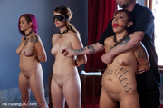 nasty girls bdsm training