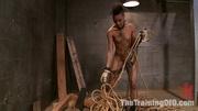sexy black enslavd girl