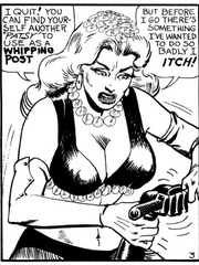Stylish black and white porn bdsm - BDSM Art Collection - Pic 3