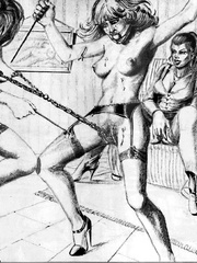 Hot black and white pics with dirtiest - BDSM Art Collection - Pic 2