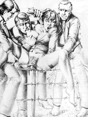 Hot black and white pics with dirtiest - BDSM Art Collection - Pic 5
