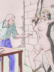 Dirty pics with awful scenes of bdsmart - BDSM Art Collection - Pic 4