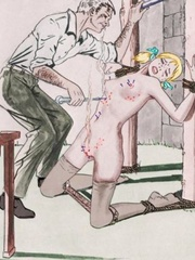 Dirty pics with awful scenes of bdsmart - BDSM Art Collection - Pic 7