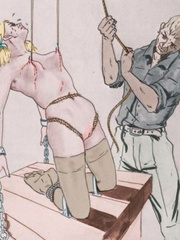 Dirty pics with awful scenes of bdsmart - BDSM Art Collection - Pic 8