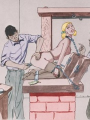 Dirty pics with awful scenes of bdsmart - BDSM Art Collection - Pic 11