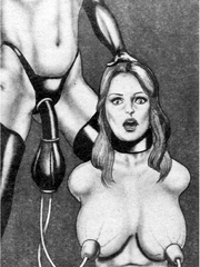 Get a bang out of watching awesome - BDSM Art Collection - Pic 4