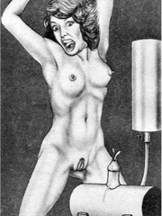 Get a bang out of watching awesome - BDSM Art Collection - Pic 6