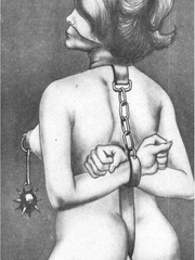 Get a bang out of watching awesome - BDSM Art Collection - Pic 8