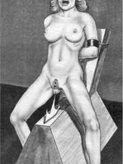 Get a bang out of watching awesome - BDSM Art Collection - Pic 9