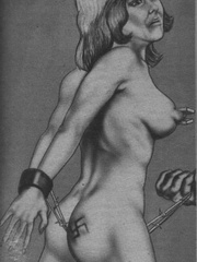 Get a bang out of watching awesome - BDSM Art Collection - Pic 10