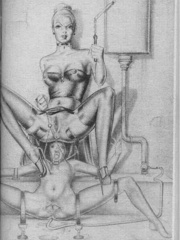 Magnificent pictures with bodacious - BDSM Art Collection - Pic 9