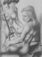 Magnificent pictures with bodacious - BDSM Art Collection - Pic 11
