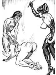 Lots of violence and dirty painful sex - BDSM Art Collection - Pic 1