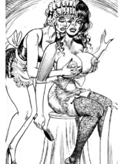 Lots of violence and dirty painful sex - BDSM Art Collection - Pic 3