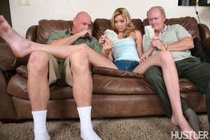 Two old boys love a lot to have fun with - XXX Dessert - Picture 2