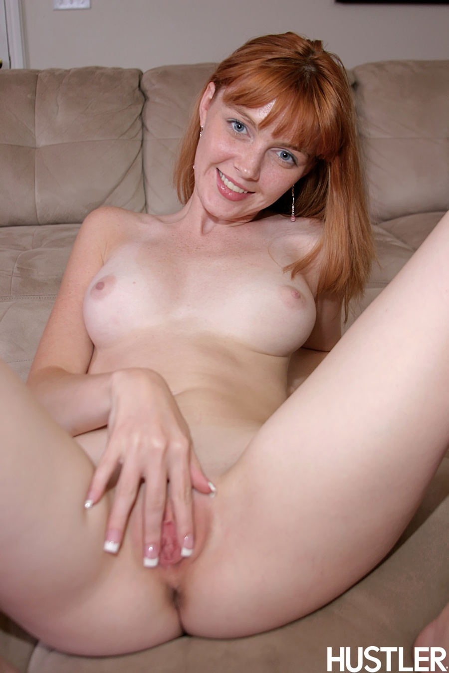 Naughty naked ginger girls