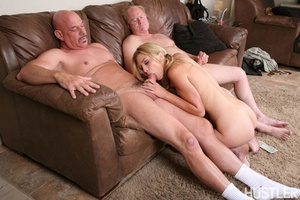 Two old boys love a lot to have fun with - XXX Dessert - Picture 23