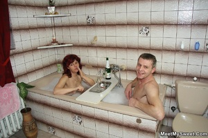 Awesome pics with a family couple seduce - XXX Dessert - Picture 19