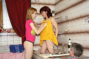 Awesome pics with a family couple seduce - XXX Dessert - Picture 22