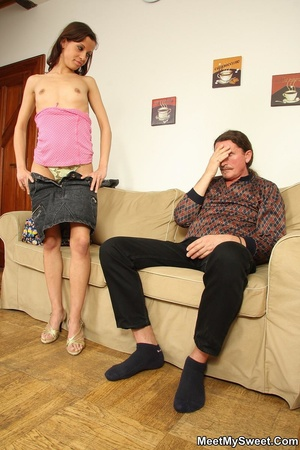 He wants to kill his dad and GF for fuck - XXX Dessert - Picture 21