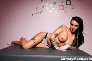 Unique tattooed pornstar with awesome ti - XXX Dessert - Picture 11