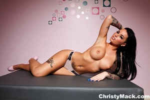 Unique tattooed pornstar with awesome ti - XXX Dessert - Picture 12