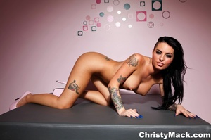 Unique tattooed pornstar with awesome ti - XXX Dessert - Picture 15