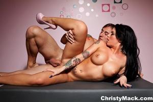 Magnificent tattooed bitch gets her swee - XXX Dessert - Picture 7