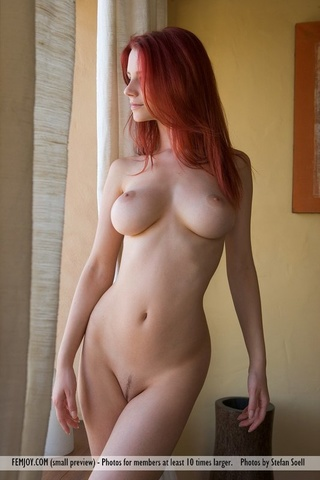 bodacious red-haired chick awesome