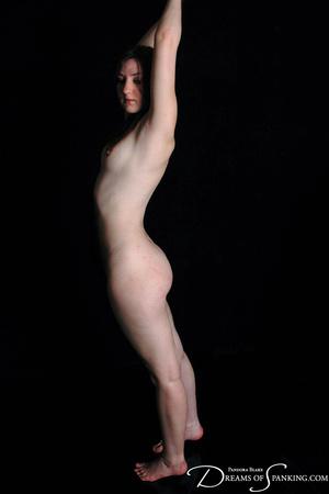 Naked ginger model posing on cam exposin - XXX Dessert - Picture 5