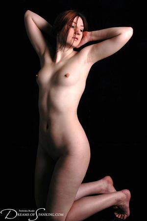 Naked ginger model posing on cam exposin - XXX Dessert - Picture 8